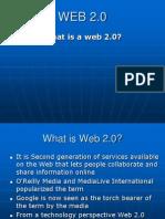 Web2.0 Lecture