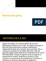 Norma Iso 9004