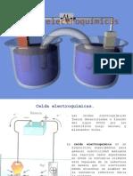 Celdas electroquímicas
