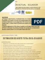 PCBs - Presentación