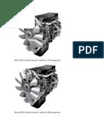 Motor EE13 Detroit Diesel.