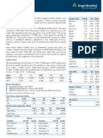 Market Outlook 3rd May 2012