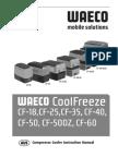 488 Manual Cool Freeze CF18-60 VERB Inc DZ