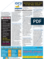 Pharmacy Daily for Fri 27 Apr 2012 - Antibiotics, APLF, Pfizer issues, APC applications and much more...