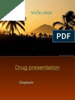 Drug Presentation -oxytocin
