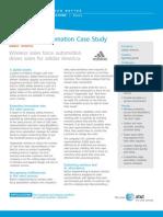 Case Study Adidas