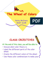 The Wheel of Color