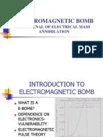 e-bomb ppt