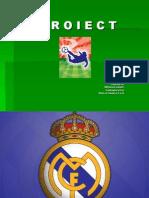 p r o i e c T-fc Real Madrid Mihalcea Catalin-codreanu Ionel