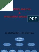 Securities Analysis
