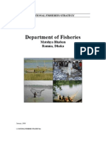 1.1 National Fisheries Strategy