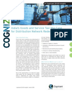 India's Goods and Service Tax