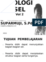 Biologi Sel Vol 2