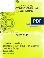 REVISI HIDROMETALURGI (AUTO CLAVE, HOT DIGESTION AND ACID CURING)