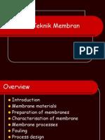 Kimia Dan Teknik Membrane