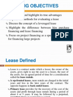 Lease,HP,Project Finance