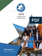 AIYD 2012 Report