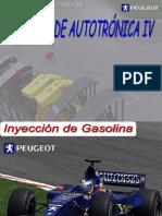 Inyeccion de Gasolina Peugeot Espe Autotronica