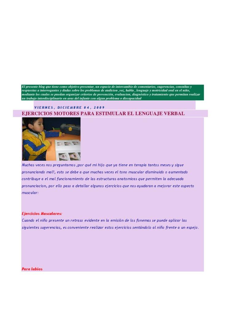 TETERAPIA DE LENGUAJE