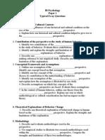 IB Paper 1 Questions-1