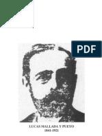 Biografía Lucas Mallada
