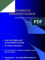 CeramicasNanocristalinas