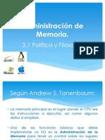 MEMORIA TEMA 1
