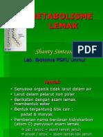 METABOLISME LEMAAAK