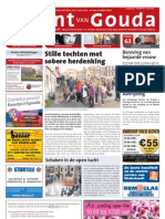 De Krant Van Gouda, 3 Mei 2012