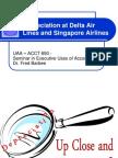 Depreciation at Delta