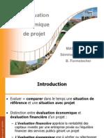 Evaluation que de Projet