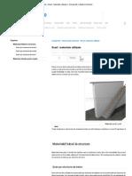 (Printaţi - Constructii, materiale « Scari_ materiale utilizate « Compendii « Spatiul Construit)