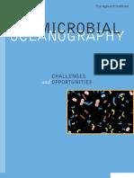Agouron Microbial Oceanography