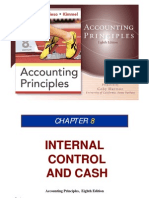 Accounting Principles - Internal Control and Cash