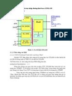 Hệ thống ghép kênh truy nhập đường thuê bao số DSLAM