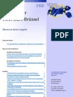Newsletter Tirolo a Bruxelles