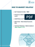 Factors Force to Market Volatile