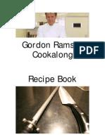 43709710 Gordon Ramsay Cookalong Recipe Book