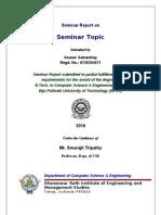 Seminar Sample