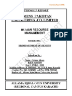 30016753 Saima Ahsan Final Report of Mba Hrm