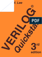 Verilog Quick Start - Practical Guide to Simulation & Synthesis in Verilog (3rd Ed.)