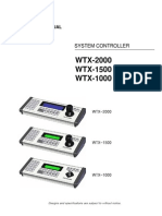 WTX-1500