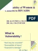 Aids Women Chld