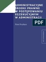 Administracyjne środki prawne w postępowaniu egzekucyjnym w administracji
