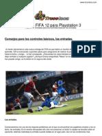 Guia Trucoteca Fifa 12 Play Station 3