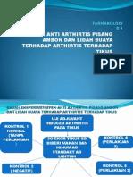 FARMAKOLOGI rematik d1