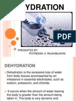 Dehydration PP