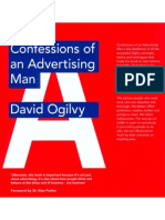 Confessions of an Advertising Man