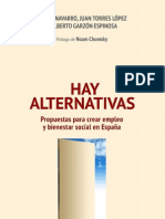 VICENÇ NAVARRO_Hay-alternativas