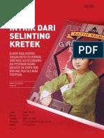 "Review ""Gadis Kretek"" (Ratih Kumala) di Majalah Detik No. 21 (23 April 2012)"